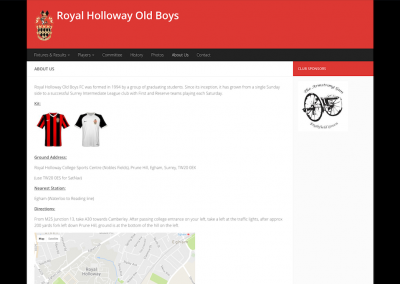 Royal Holloway Old Boys FC